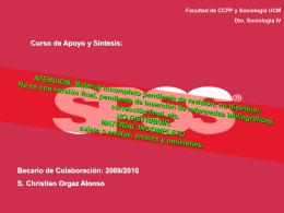 01_Presentacioncurso_Tema1y2 - Curso de Apoyo y Síntesis de