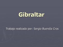 Gibraltar (Sergio Buendia)
