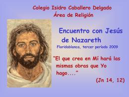 Presentación de PowerPoint - área educación religiosa y moral