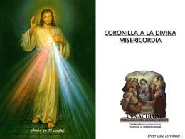Guía para rezar la Coronilla en archivo .