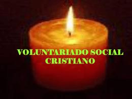 Voluntariado Social Cristiano