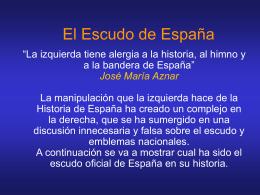 El Escudo de España