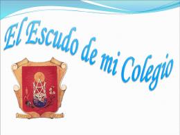 El escudo de mi colegio - Concepcionistas Misioneras de La