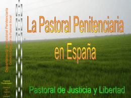 La Pastoral Penitenciaria en España