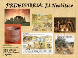 El arte neolítico