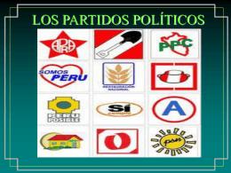 Partidos - profbetzabesevedon