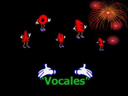 """""""Vocales"""" - Mª Eugenia Pérez"""