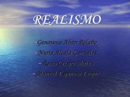 REALISMO - virgendelcampo