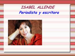 Isabel Allende - profezamudio-spV-2010