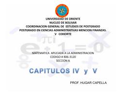X - Hugar Capella