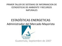 PRESENTACION_AMM - IARNA Instituto de Agricultura