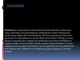 paramore - WordPress.com