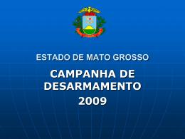 Apresentação da Campanha 2009