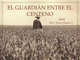 PPT - Profe ÁLVARO GARCÍA Lenguaje y Comunicación