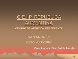 C.E.I.P. REPÚBLICA ARGENTINA