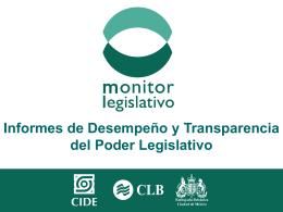 Diapositiva 1 - Impacto Legislativo
