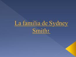 La familia de Sydney Smith ! <3