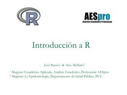 Intro R