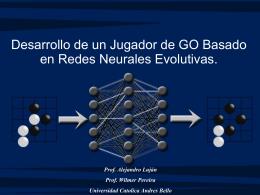 Desarrollo de un Jugador de GO Basado en Redes Neurales
