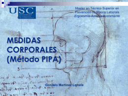 Método PIPA - Antonio Bustamante :::: Arquitecto :::: Ergonomo