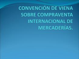 Convención de Viena – PPT