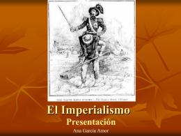 El_Imperialismo- Ana G