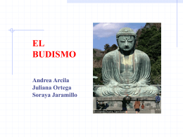 Qué es el budismo?