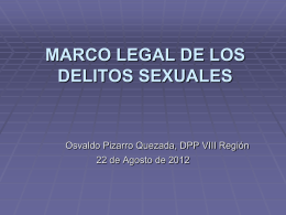 Exposición Defensoría Regional Publica Bio