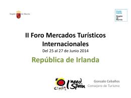 2013 - Murcia Turística
