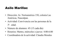 Asilo Marillac