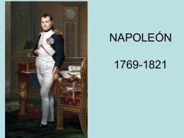 Napoleón - isabelperez