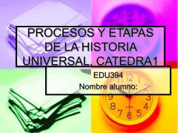 conceptos históricos historia universal