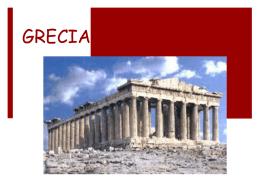 TEMA 10: GRECIA.