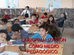 ¿Con qué medios pedagógicos se trabaja en el aula ?