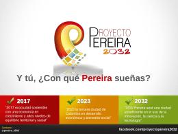Proyecto Pereira