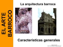 EL BARROCO - Historia