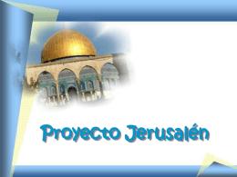 Proyecto Jerusalén