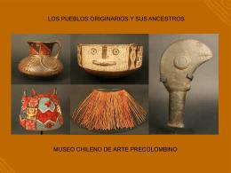 Presentación Pueblos originarios