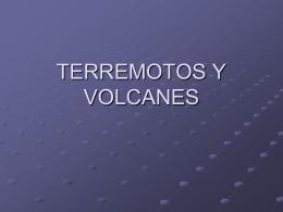 LOS TERREMOTOS