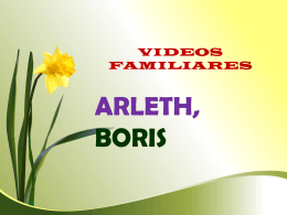 videos arleth boris