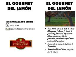 EL GOURMET DEL JAMÓN