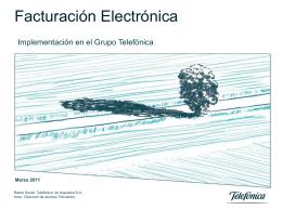 01. Telefónica de Argentina SA