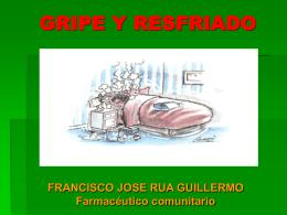 GRIPE Y RESFRIADO - Instituto Superior de Ciencias de la Salud