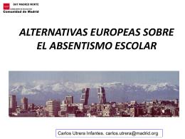 Ponencia 2 - Comunidad de Madrid