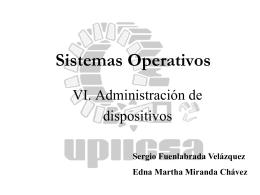 6. Administración de dispositivos 1