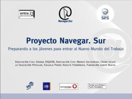Presentación de Navegar.Sur.