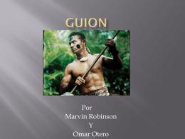 Guion - Los Poloneses