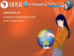 Contenido 04 - Conquista de América y Chile - E