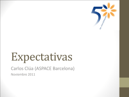 Expectativas - What is the ICPS?