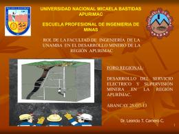 UNIVERSIDAD ALAS PERUANA ESCUELA